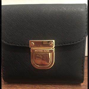 Handbags - Michael Kors Black Bridgette Wallet
